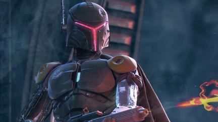 Star Wars Reimagined   Robo Fett