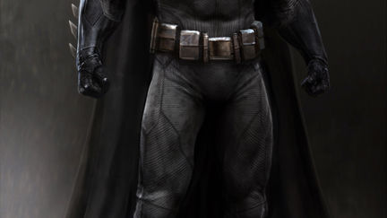 Batman v Superman Batman concept art