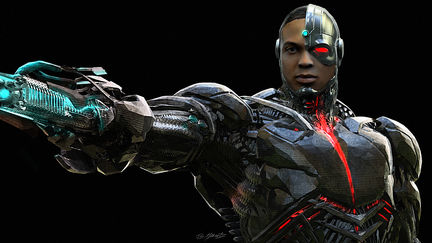Justice League: Cyborg