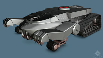 The Thundertank