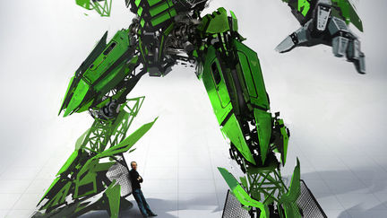 Almere house robot
