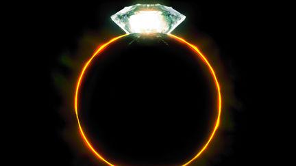 Eclipse Diamond Ring!