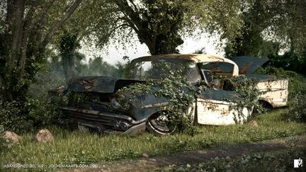 Abandoned Bel Air