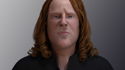 Warren Portrait