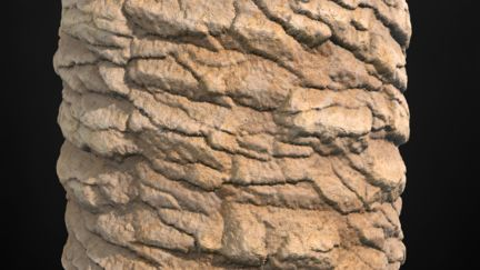 Substance Designer: Interal Cave Walls