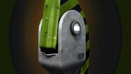 robot portrait II