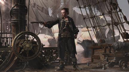 Captain Flint, The Legend.