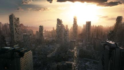 Post Apocalypse City