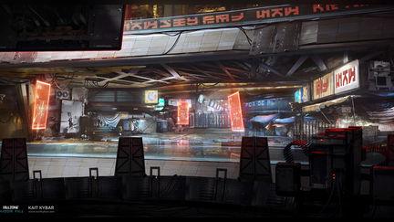 Killzone: Shadow Fall concept art