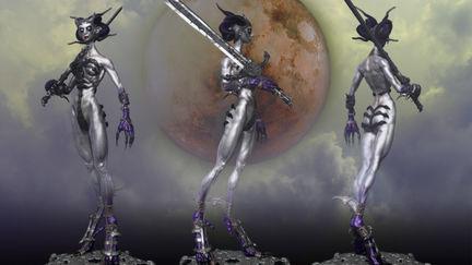 Reaper flyaround
