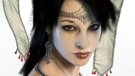 karma geisha