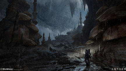 Anthem - Cave Stronghold