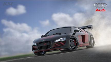 Automotive Modeling: Audi R8
