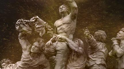 The Raft of the Medusa -  Théodore Géricault