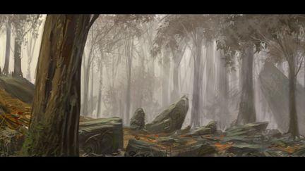 Forest Escort