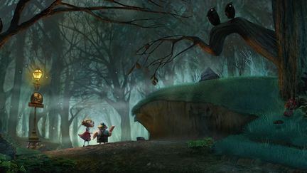 Hansel and Gretel: The Journey Begins
