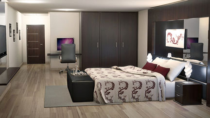 Business Hotel Bedroom