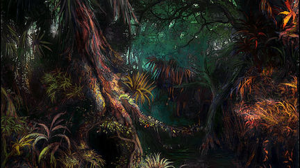 Pantanal delta