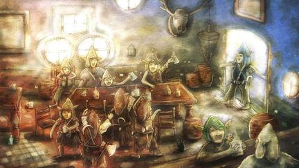 Dwarfs Bar