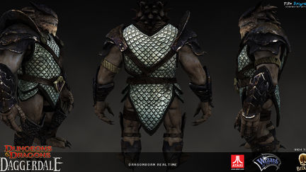 Dragonborn real-time