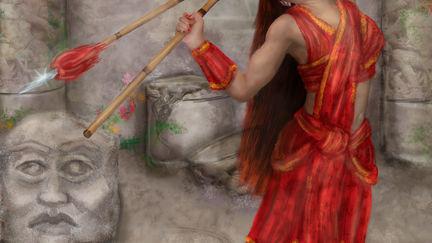 Spear Dance revise