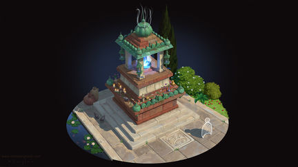 'Big Brawler' - Altar