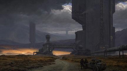 Industrial Tundra