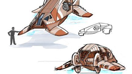 Personal Suborbital Vehicle