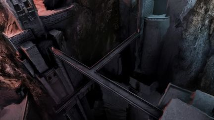 The Dark Halls