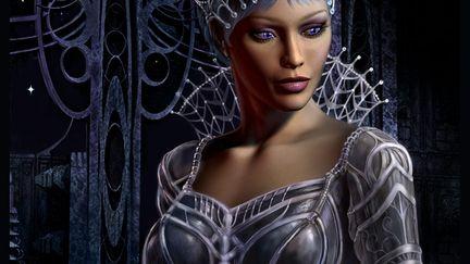 Silver Queen c. L.W. Perkins 2007