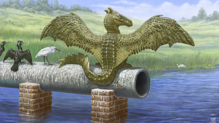 Black River Dragon