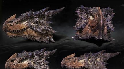 Dragon Skull- Eltanin