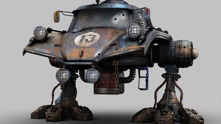 VW GOLIATH