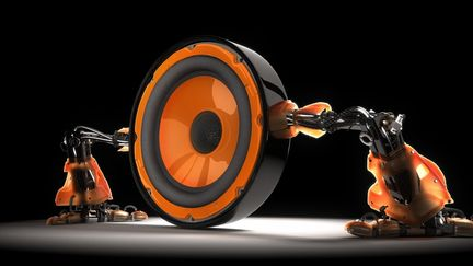 ExtremeMusic Robot