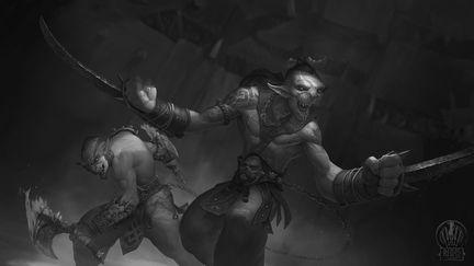 brothers orcs Assassins