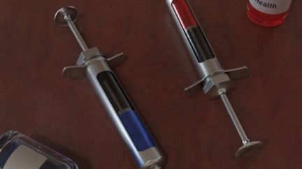 Injectable potions