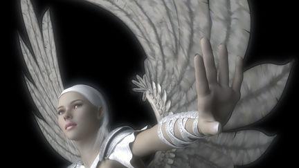 The Messenger 2 (close-up 1)