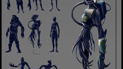 New Mutated Creature Concept