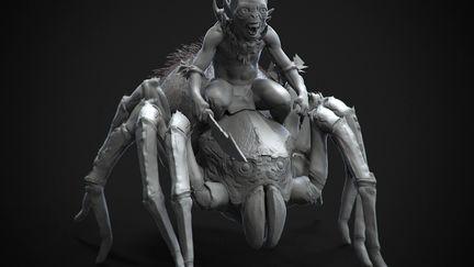 Goblin Rider