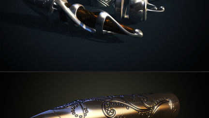 """Bullet model - from """"wanted"""" the movie"""