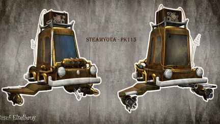 Steamyota-PK115
