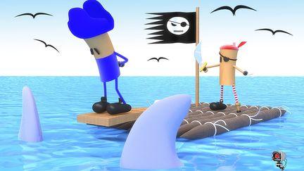 The Pirate Attack