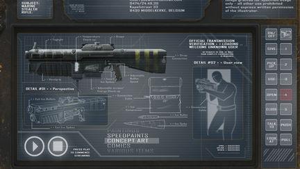 Sci-Fi Portfolio_Gundesign