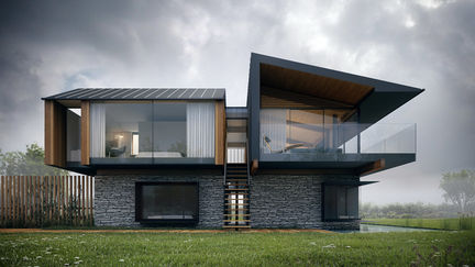 Silver House Exteriors