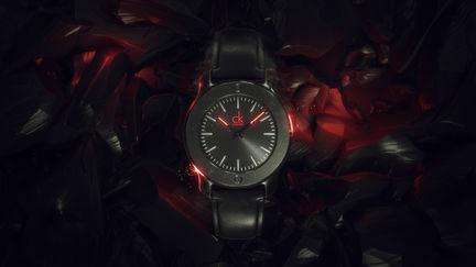 Calvin Klein Dark Watch