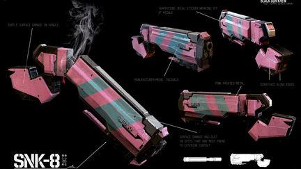 SNK8 Shotgun