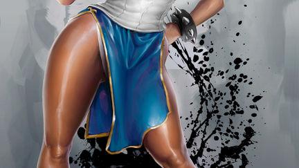 Chun Li Street Fighter 4