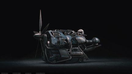D-23 DAYTONA WARBIKE