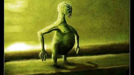 The Alien Character