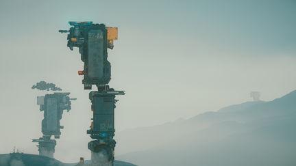 Landing Rigs...